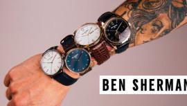 BEN SHERMAN – anglická kultura ulice přímo na vašem zápěstí a27a9393f9
