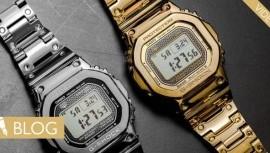 Casio G-Shock GMW B5000 Full Metal – vzářivé zbroji dále dojdeš