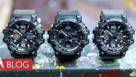 Casio G-Shock Mudmaster GWG 100 – zlatá střední cesta scenou na úrovni základu