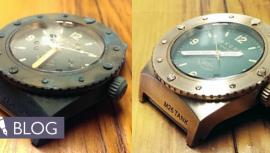 Neumíte si poradit sčištěním bronzových hodinek? Prozradíme vám, jak na to.