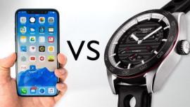 Hodinky vs. iPhone X. Těchto 5 úžasných modelů má cenu nižší než desítka od  Applu c0aecf7eea