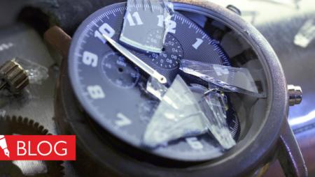 Hodinky pod lupou: Sklíčka hodinek, materiály avlastnosti