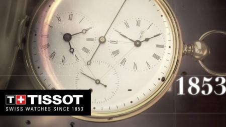 6 faktů ohodinkách Tissot, okterých jste možná dosud nevěděli
