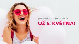 proHodinky.cz se změní na IRISIMO. Co mohou zákazníci očekávat?