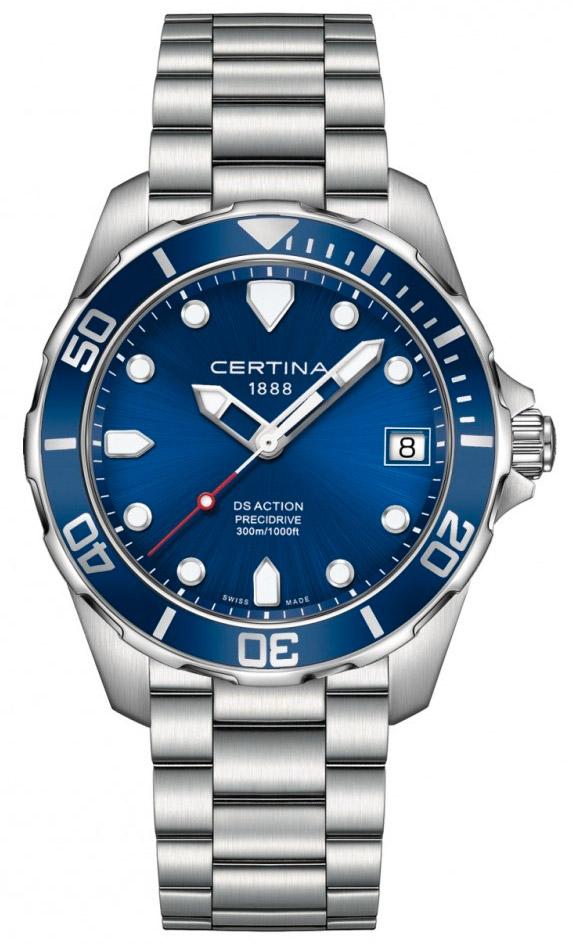 b048af873e Pánské potápěčské hodinky Certina DS Action C032.410.11.041.00