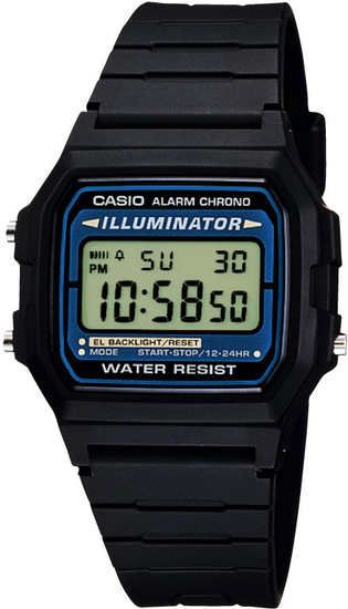 CASIO COLLECTION F 105
