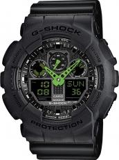 CASIO G-SHOCK GA 100C-1A3