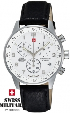 SWISS MILITARY CHRONO 20042ST-2L