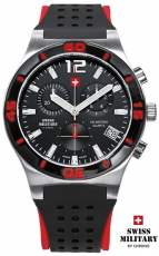 SWISS MILITARY CHRONO 20072ST-11RUB