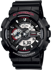 CASIO G-SHOCK GA 110-1A