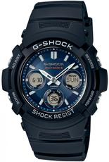 CASIO G-SHOCK AWG M100SB-2A