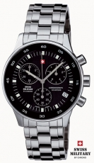 SWISS MILITARY CHRONO 17700ST-1M