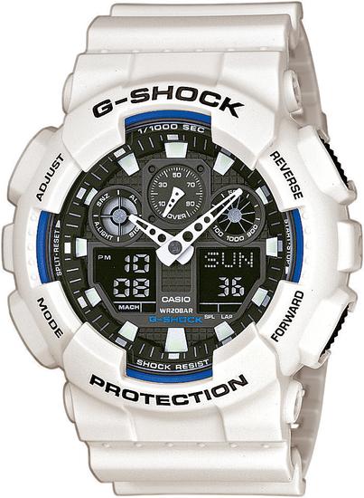 CASIO G-SHOCK G-CLASSIC GA 100B-7A