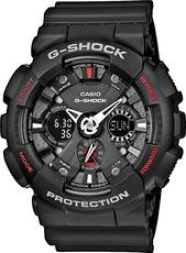 CASIO G-SHOCK GA 120-1A