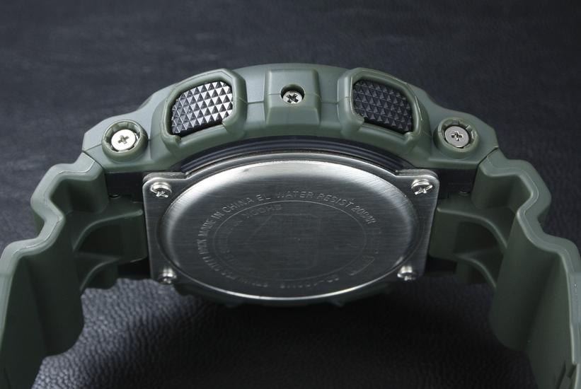 CASIO G-SHOCK G-CLASSIC GD 100MS-3