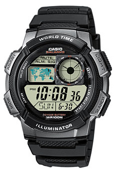 CASIO COLLECTION AE 1000W-1B
