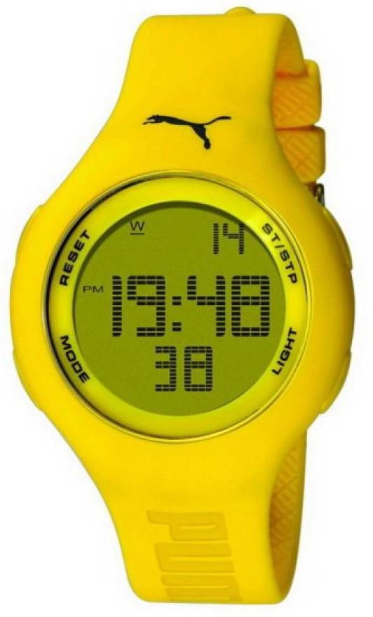 PUMA Loop Yellow PU910801006  6455333958
