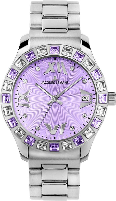 Dámské hodinky s datem. JACQUES LEMANS LA PASSION 1-1517H 3c0c666465