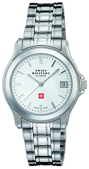 d76f894ac Pánské hodinky SWISS MILITARY 18100ST-2M s datumem   proHodinky.cz