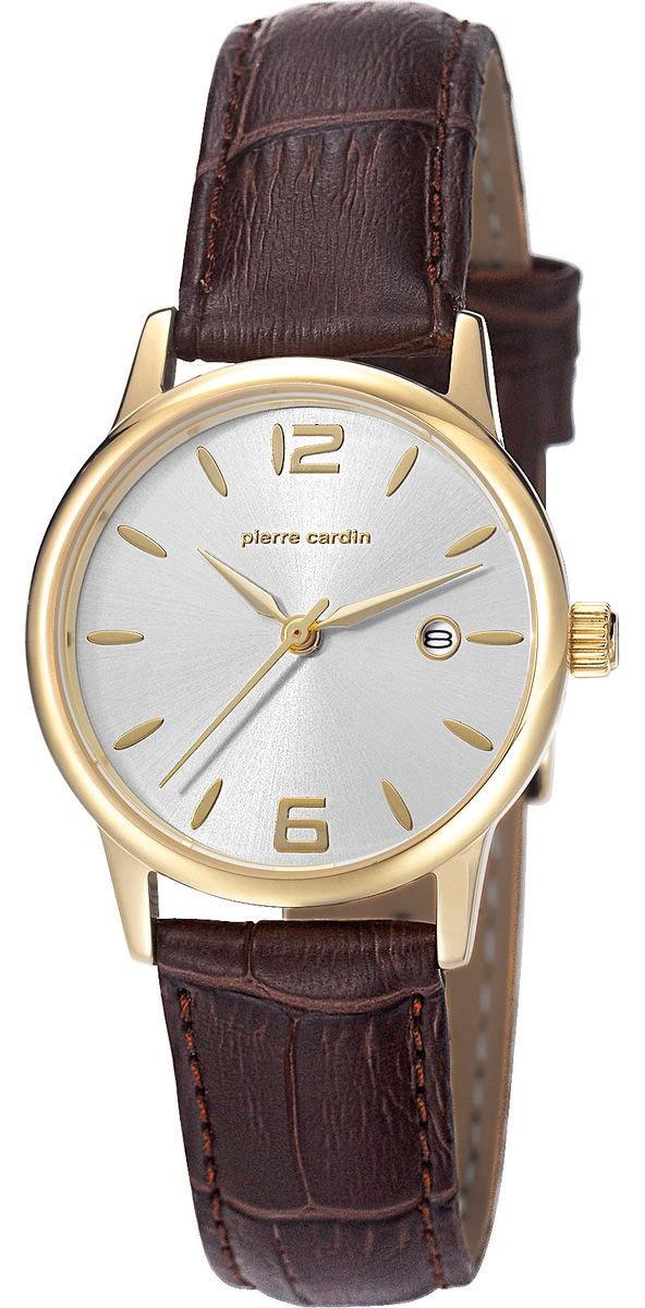 5c648d128a41 Dámské hodinky s datem. PIERRE CARDIN Jussieu PC106732F07