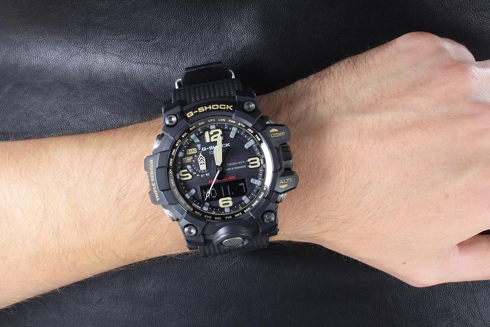 CASIO G-SHOCK MUDMASTER GWG 1000-1A 73dcc04258