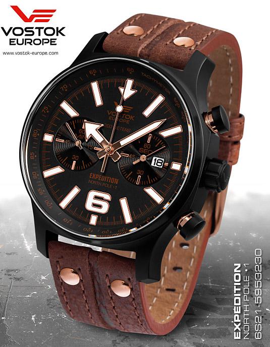 VOSTOK-EUROPE 6S21/5953230