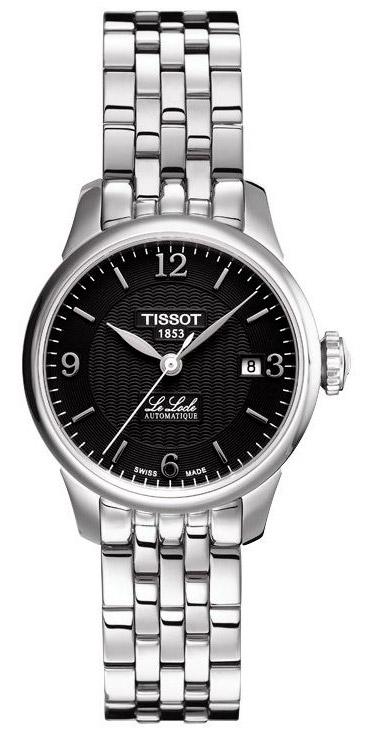 Dámské automatické hodinky s datem. TISSOT Le Locle Automatic T41.1.183.54 b212af9d22d