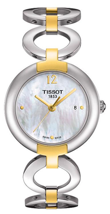 Dámské hodinky s datem. TISSOT Pinky T084.210.22.117.00 b94fe9c2c9d