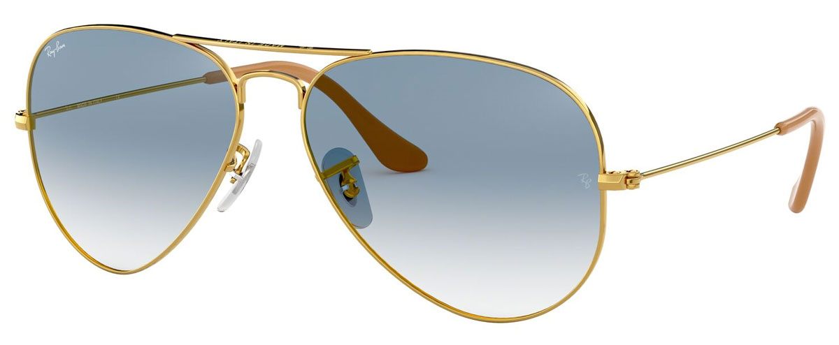 Ray-Ban RB3025 001/3F - M (58-14-135)
