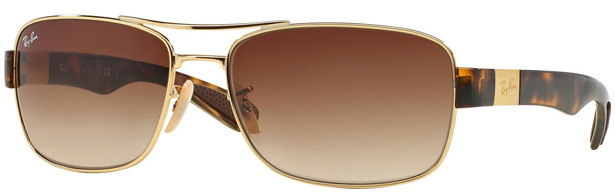 Ray-Ban RB3522 001/13 - L (64-17-135)