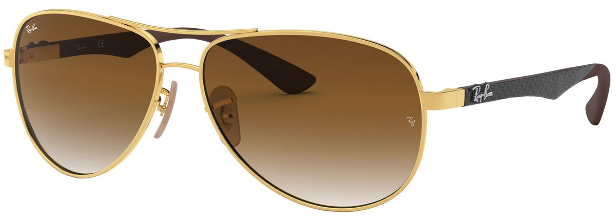 Ray-Ban RB8313 001/51 - L (61-13-140)