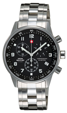 SWISS MILITARY CHRONO 20042ST-1M