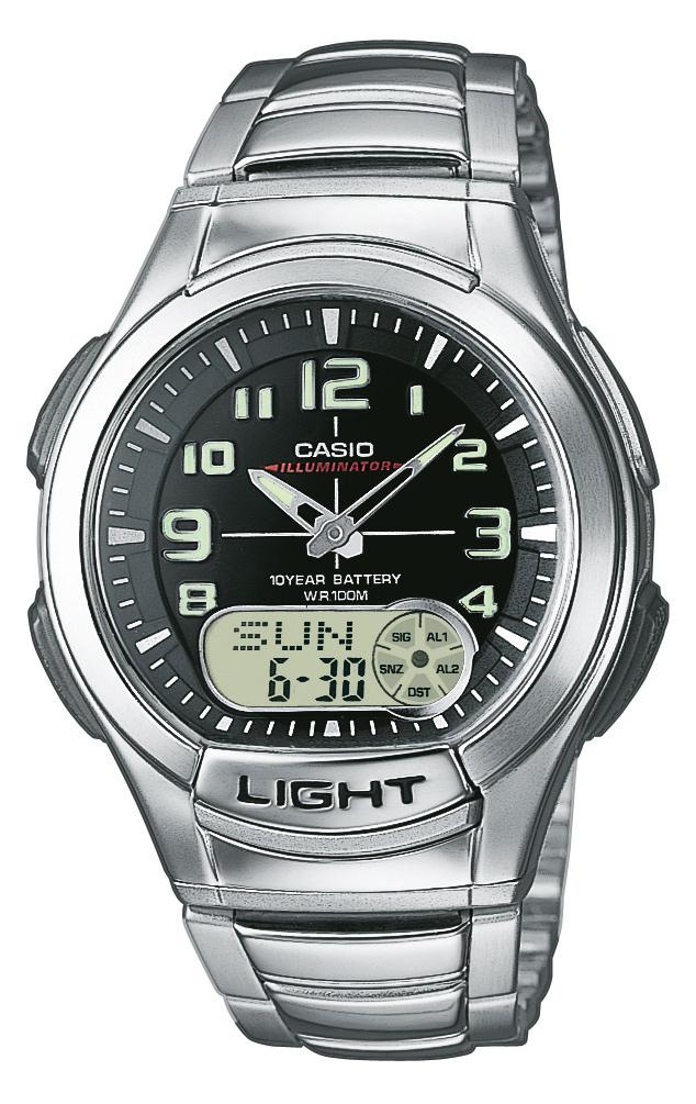 CASIO AQ 180D-1B