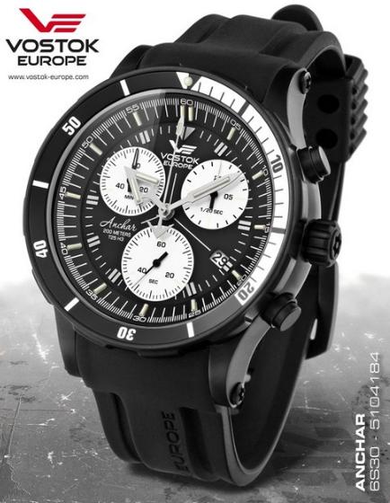 VOSTOK-EUROPE 6S30/5104184