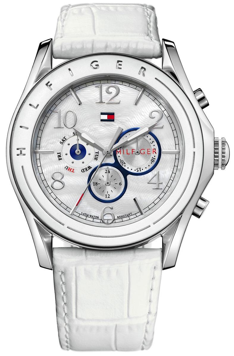 Dámské hodinky TOMMY HILFIGER 1781052 s multifunkčním datumem ... d529de0a810