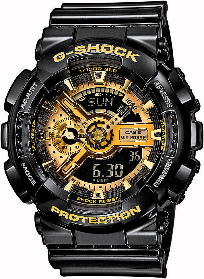 CASIO G-SHOCK GA 110GB-1A