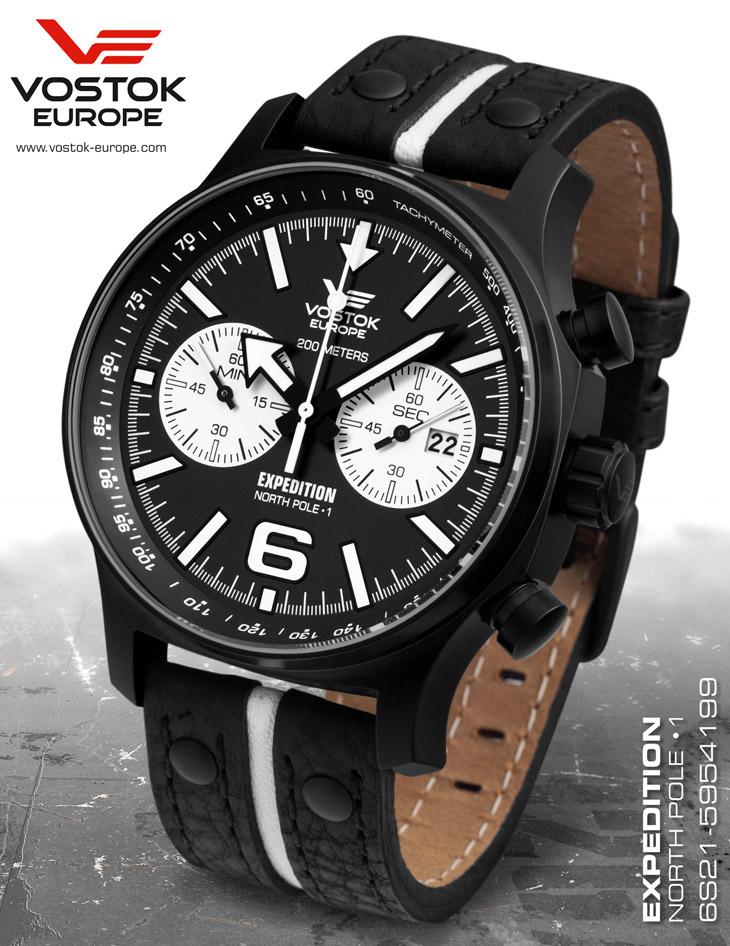 VOSTOK-EUROPE 6S21/5954199