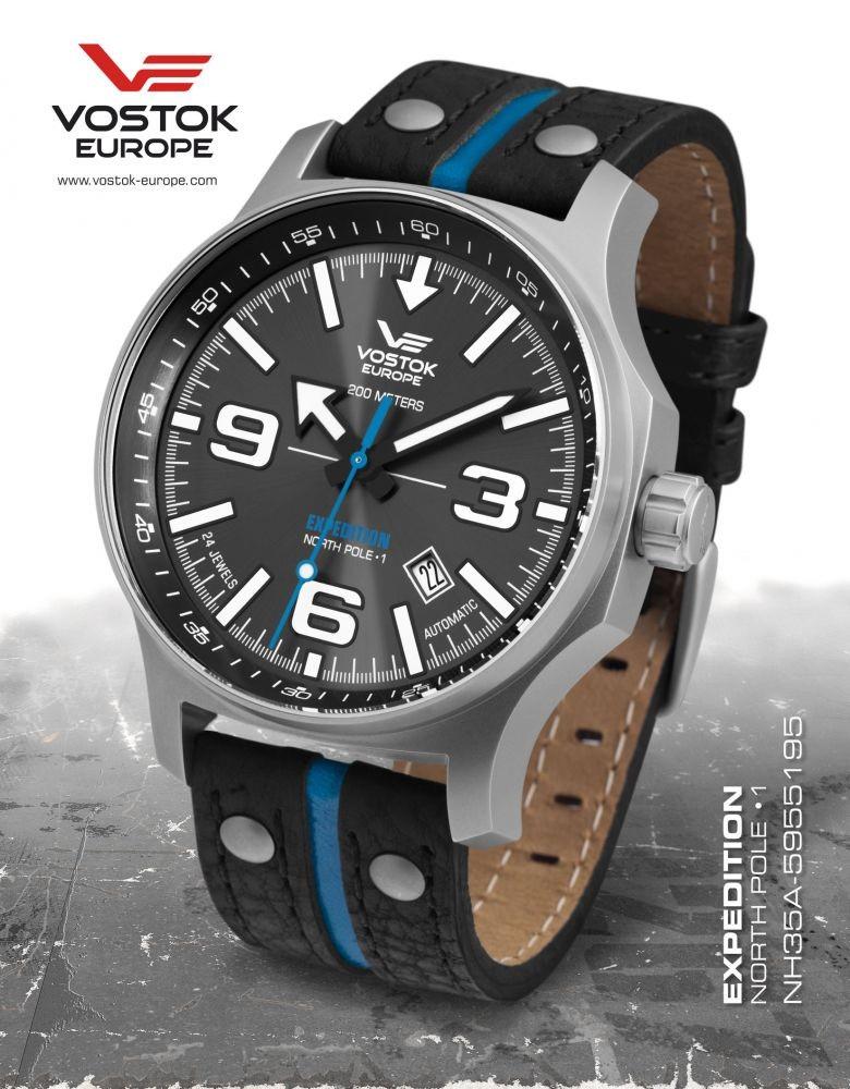 VOSTOK-EUROPE NH35A/5955195
