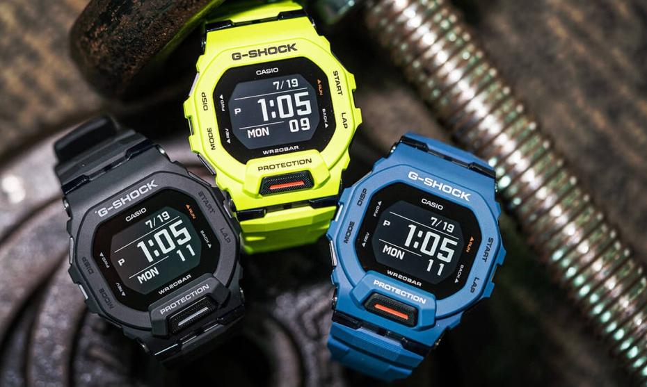 Casio G-Shock G-Squad GBD-200