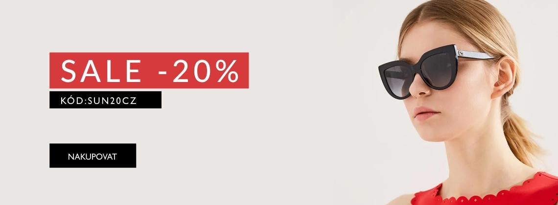 Sunglasses Sale -20% | Kód: SUN19CZ